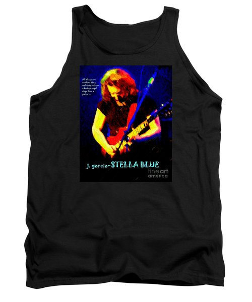 Tank Top featuring the photograph Dust Off Those Rusty Strings by Susan Carella