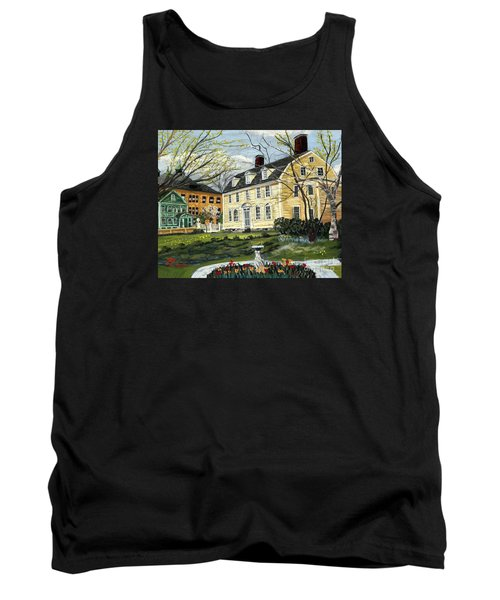John Paul Jones House Tank Top