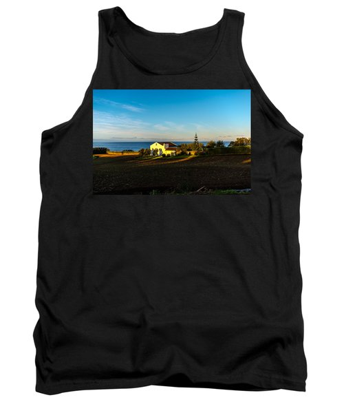 Light Of Warmth Tank Top