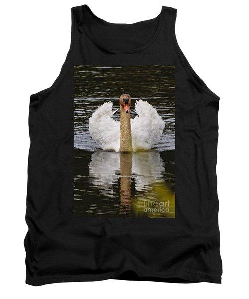 Mute Swan Tank Top