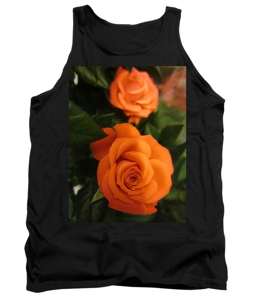 Orange Delight Tank Top