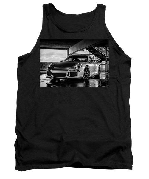 Porsche 911 Gt3 Tank Top