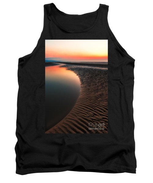 Seascape Sunset Tank Top