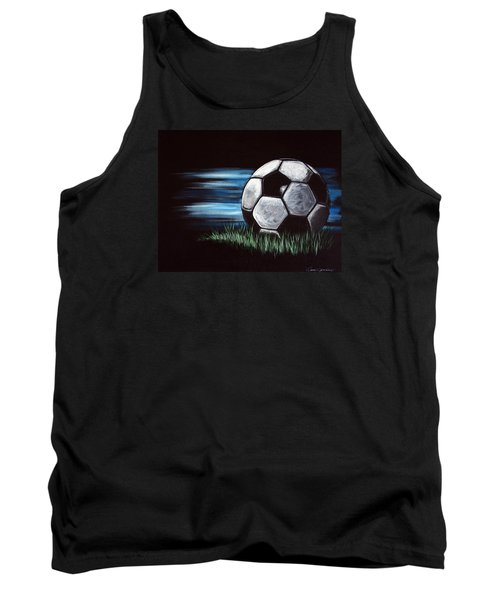 Soccer Ball Tank Top