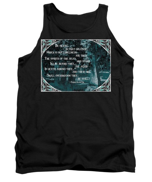 Spirits Of The Dead Tank Top