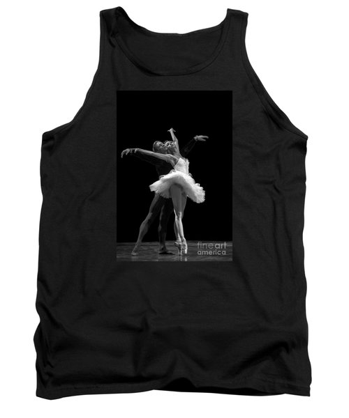 Swan Lake  White Adagio  Russia 3 Tank Top by Clare Bambers