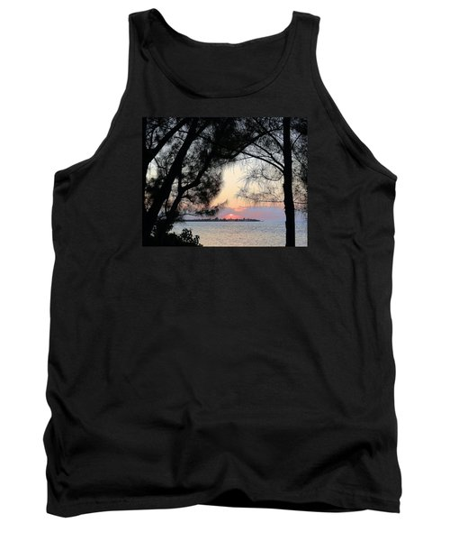 Tank Top featuring the photograph Tequila Sunrise by Amar Sheow