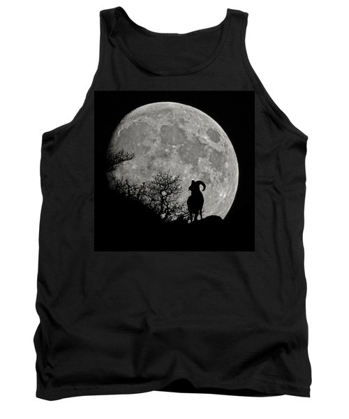 The Big Horn Tank Top