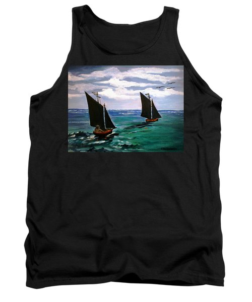 Travelling Tank Top
