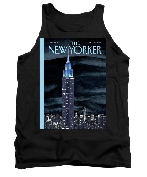 New Yorker November 19th, 2012 Tank Top
