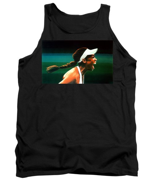 Venus Williams Tank Top by Paul Meijering