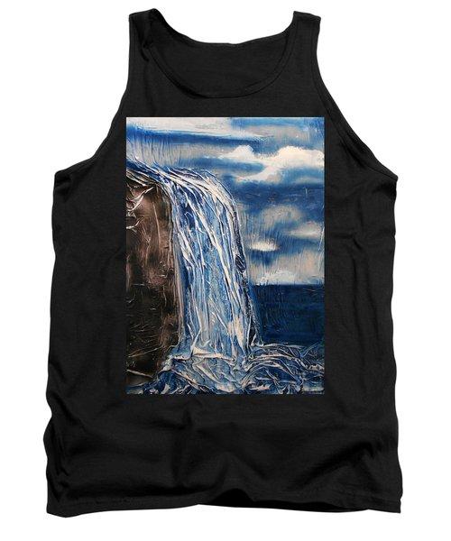 Waterfall Tank Top