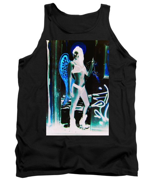 When Heaven And Earth Collide 2 Tank Top