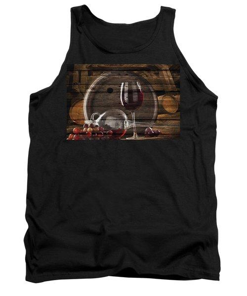 Wine Tank Top