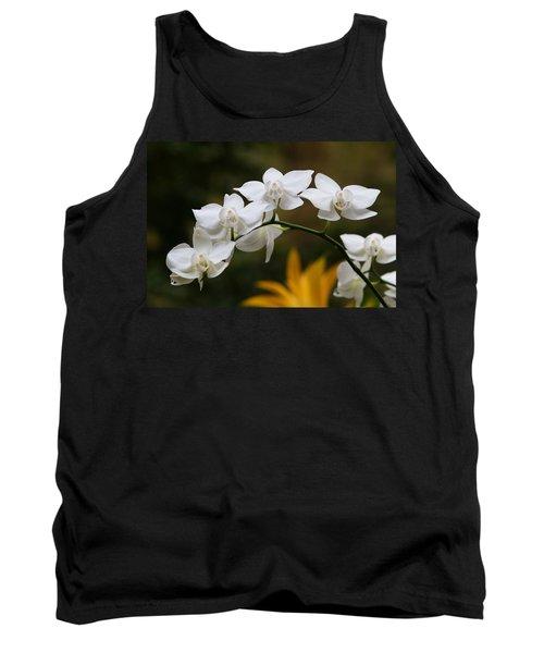 Tank Top featuring the photograph Orchids by John Freidenberg
