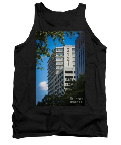 2121 Building Tank Top