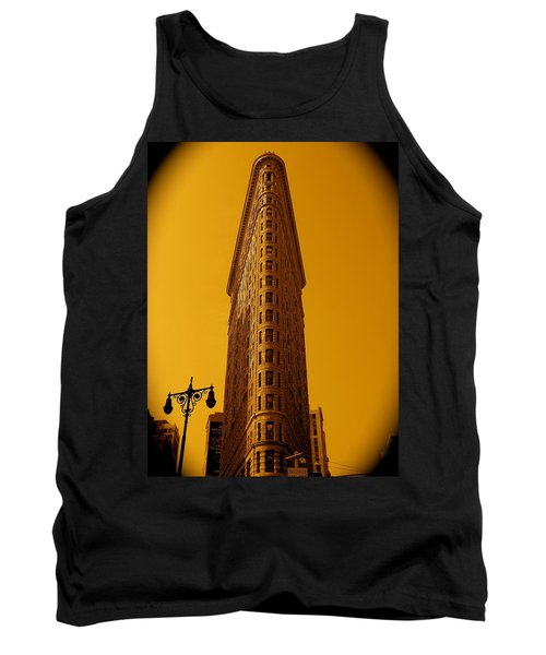 23rd Street And Broadway Tank Top