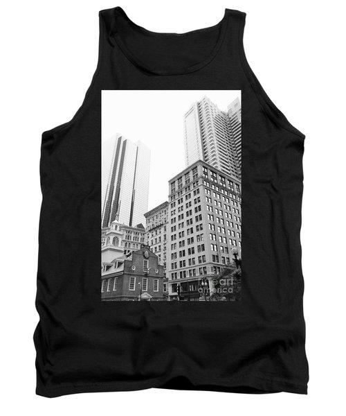 Boston Cityscape Tank Top
