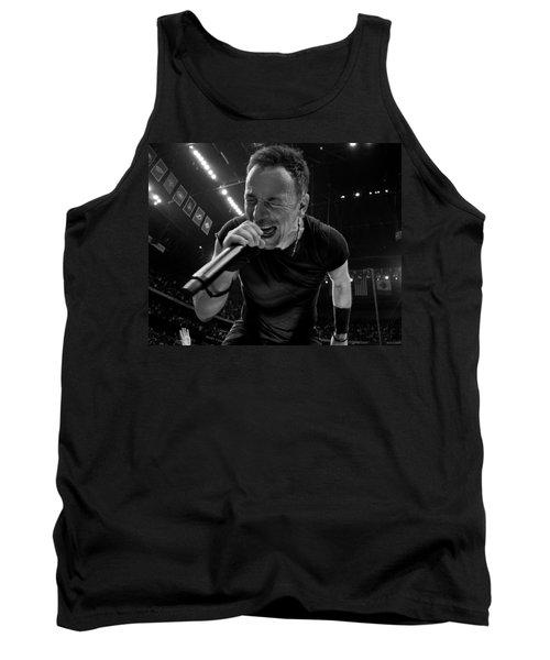 Bruce Springsteen Tank Top