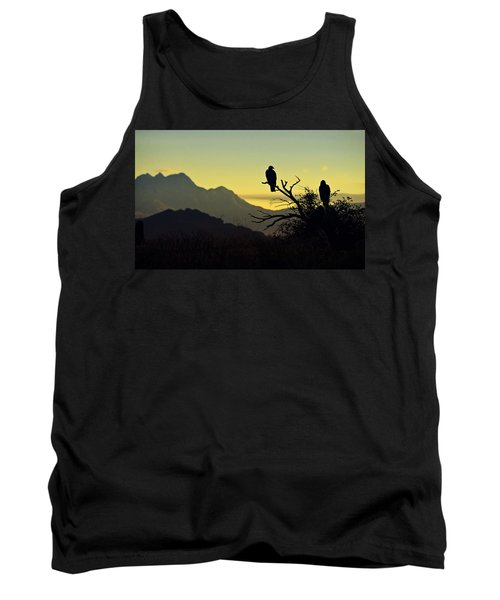 By Dawn's Early Light  Tank Top