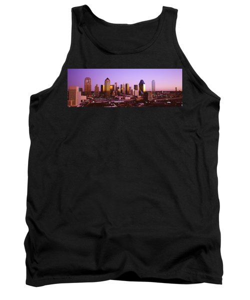 Dallas, Texas, Usa Tank Top by Panoramic Images