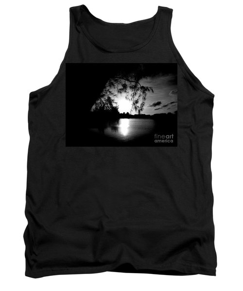 End Of Day Tank Top by Amar Sheow