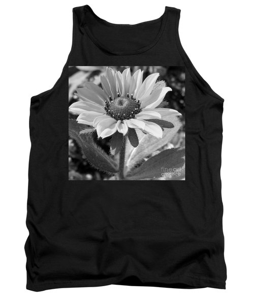 Tank Top featuring the photograph Just A Flower by Janice Westerberg