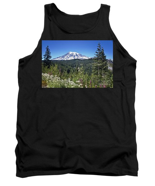 Mount Ranier Tank Top