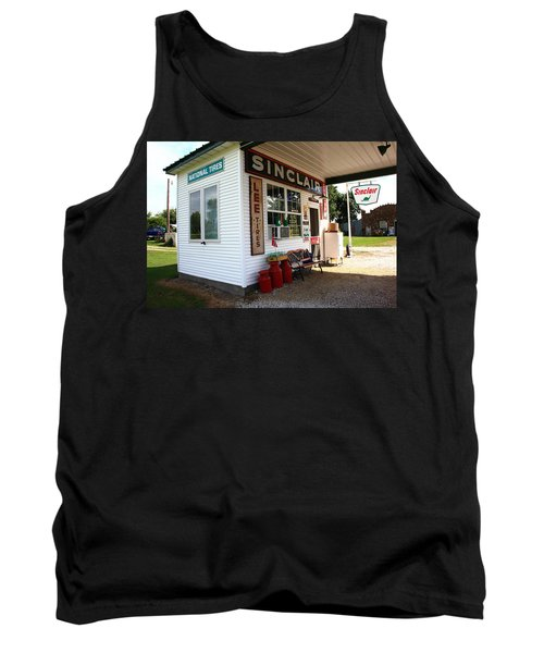Route 66 Filling Station Tank Top