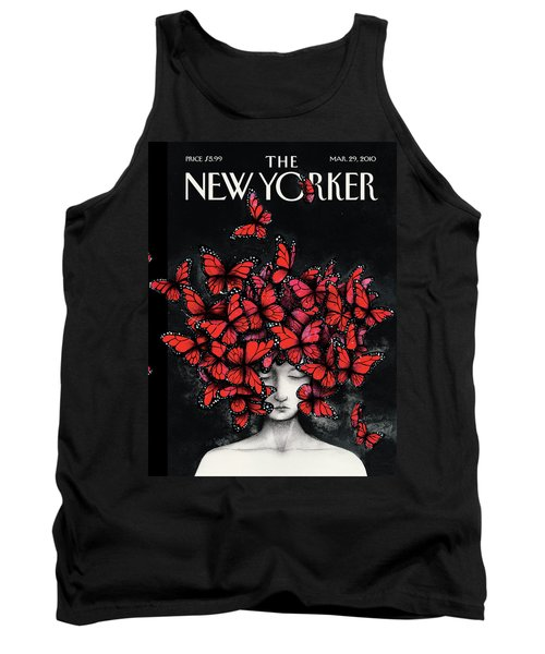 New Yorker March 29th, 2010 Tank Top