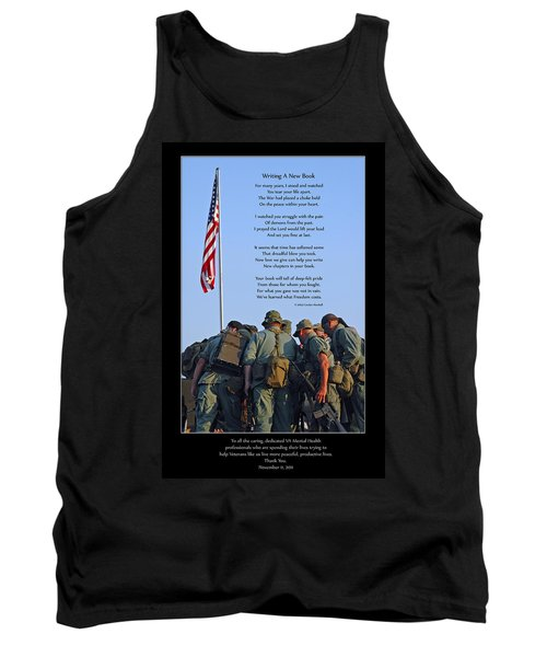 Veterans Remember Tank Top