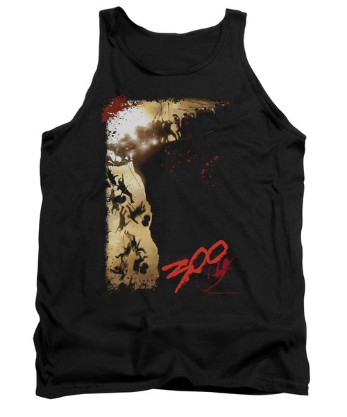 300 - The Cliff Tank Top