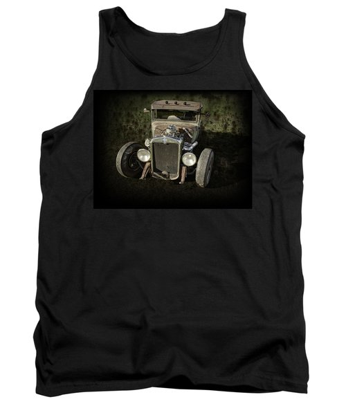 31 Chevy Rat Rod Tank Top