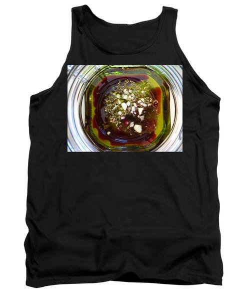 Abstract Shapes Tank Top