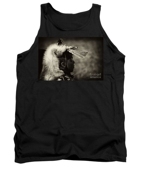 4 - Feathers Tank Top