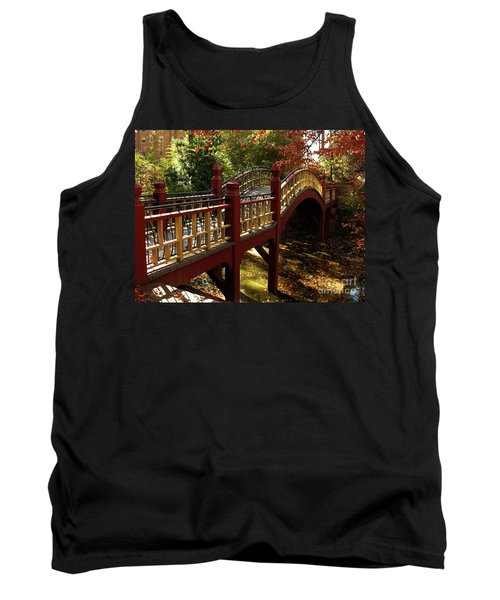 Tank Top featuring the photograph William And Mary College by Jacqueline M Lewis