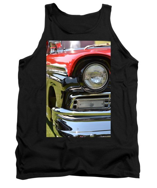 50's Ford Tank Top by Dean Ferreira