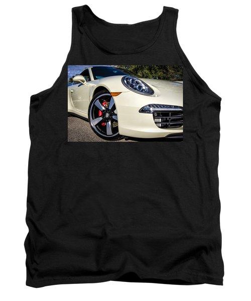 50th Anniversary Porsche 911 Tank Top