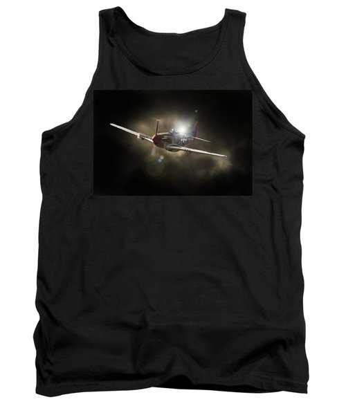 51 Tank Top by Paul Job