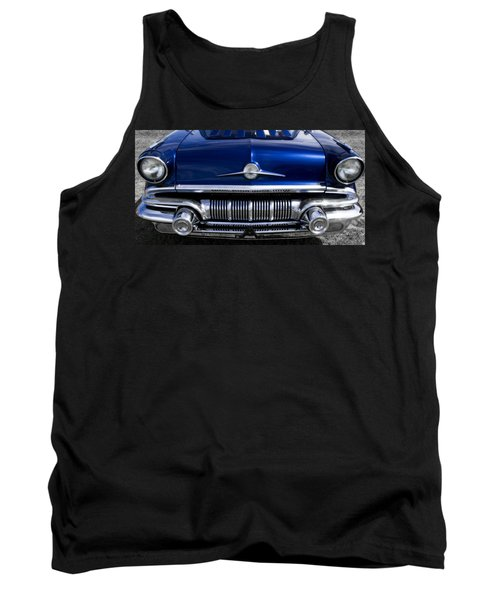 '57 Pontiac Safari Starchief Tank Top