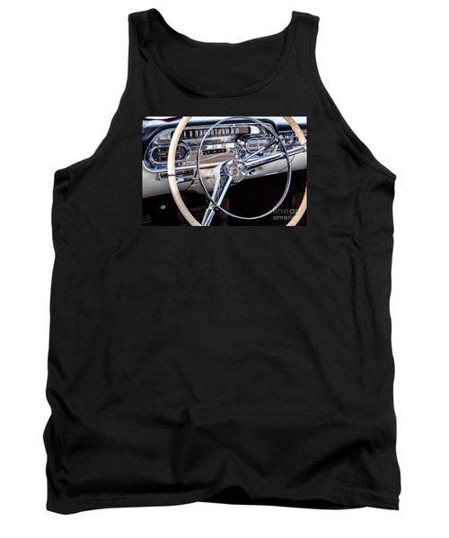 58 Cadillac Dashboard Tank Top