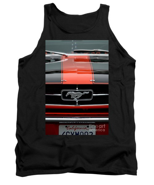 65 Mustang Tank Top