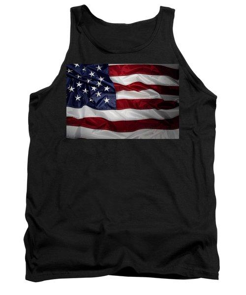 American Flag 52 Tank Top