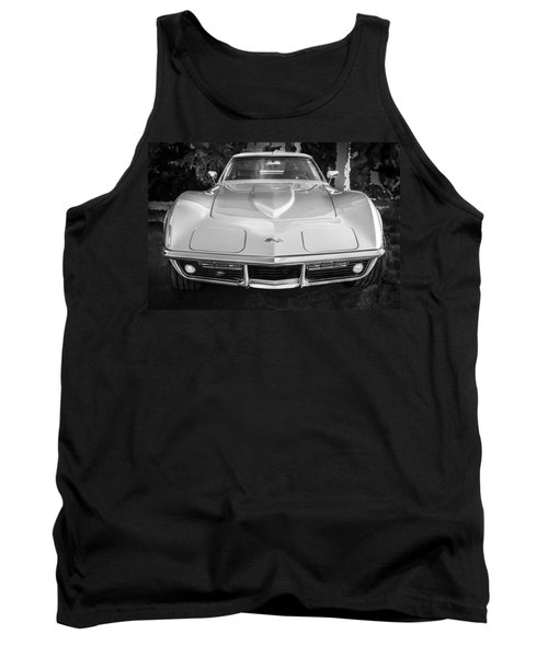 1969 Chevrolet Corvette 427 Bw Tank Top