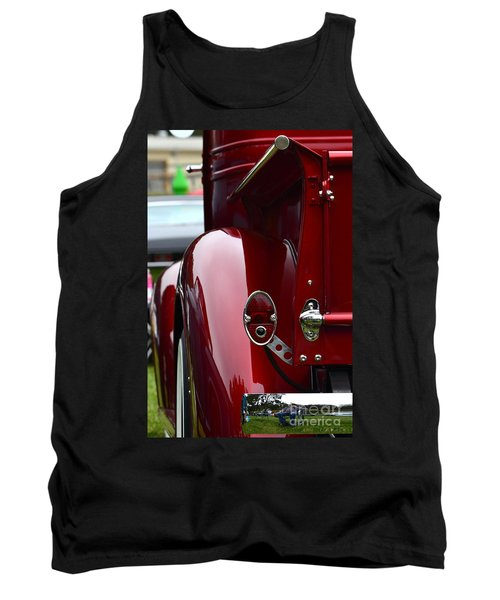 Classic Chevy Pickup  Tank Top