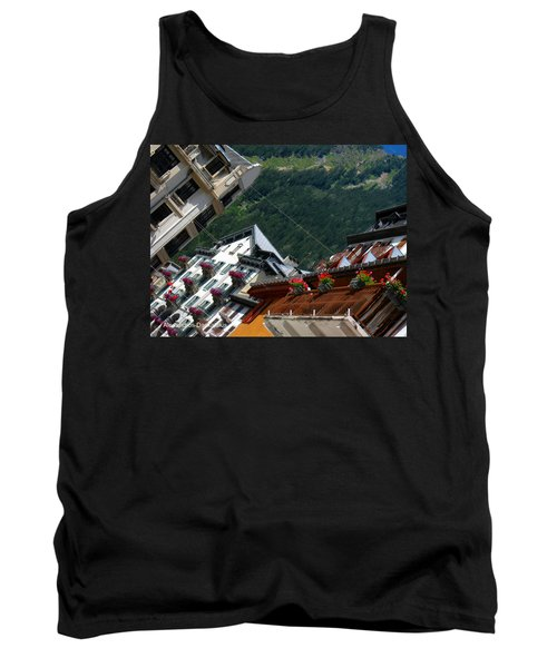 Chamonix Tank Top