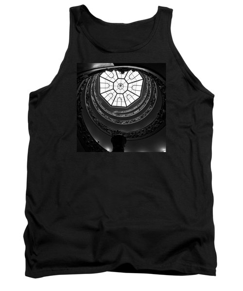 The Vatican Stairs Tank Top by Jouko Lehto