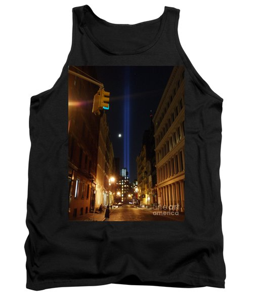 9-11-2013 Nyc Tank Top by Jean luc Comperat