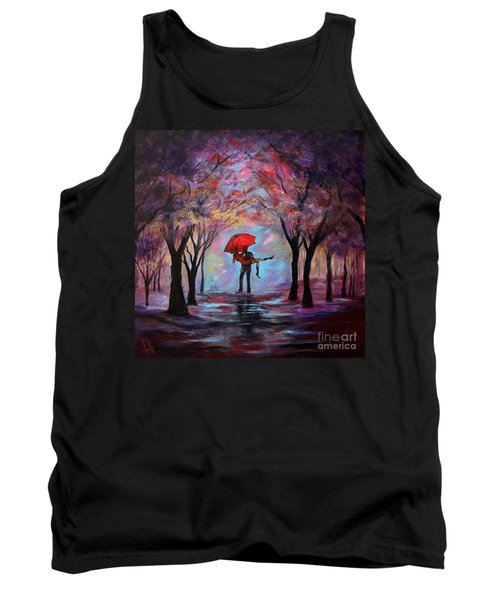 A Beautiful Romance Tank Top