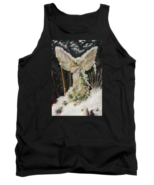A Breath Of Snow And Ivy,  Highgate Cemetery Tank Top